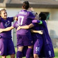 La Fiorentina Women's vola in Coppa Italia