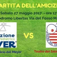 Teatro del Sale vs Meyer: la partita dell'amicizia alle Cascine di Firenze