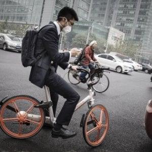 Firenze lancia il nuovo bike sharing: la bici si potrà lasciare ovunque ci sia una rastrelliera