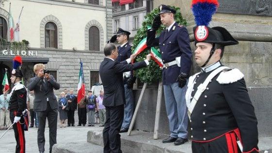 Firenze festeggia il 71° anniversario della Repubblica