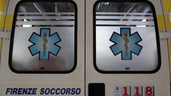 Maxitamponamento a Cerreto, 4 feriti