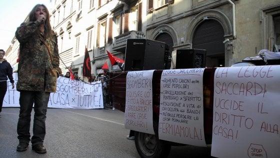 """Lettera del Movimento di Lotta per la Casa: """"Lorenzo non ha mai condiviso niente con chi sta nei palazzi"""""""
