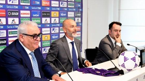 """Fiorentina, il messaggio di Pioli: """"Riportiamo i tifosi allo stadio"""""""