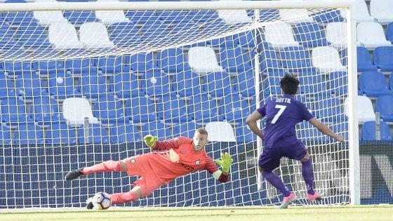 Sfuma lo scudetto Primavera, la Fiorentina si arrende all'Inter