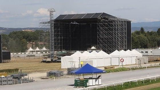 Firenze si prepara al concerto dei Radiohead: manuale pratico alla viabilità in città