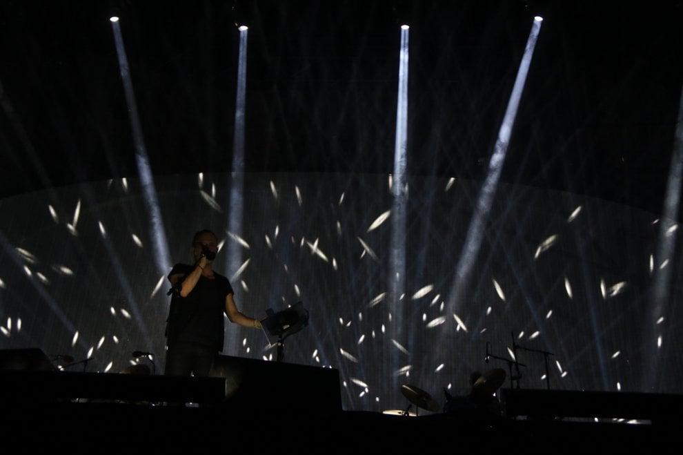 La notte magica al Visarno con i Radiohead