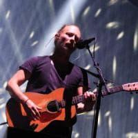 I Radiohead al Visarno, note d'amore per Firenze