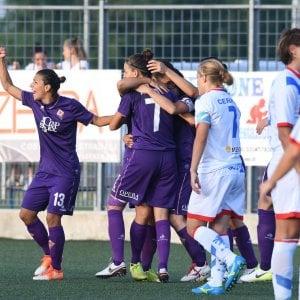 """Fiorentina Women's centra il """"doblete"""", sua la Coppa Italia"""