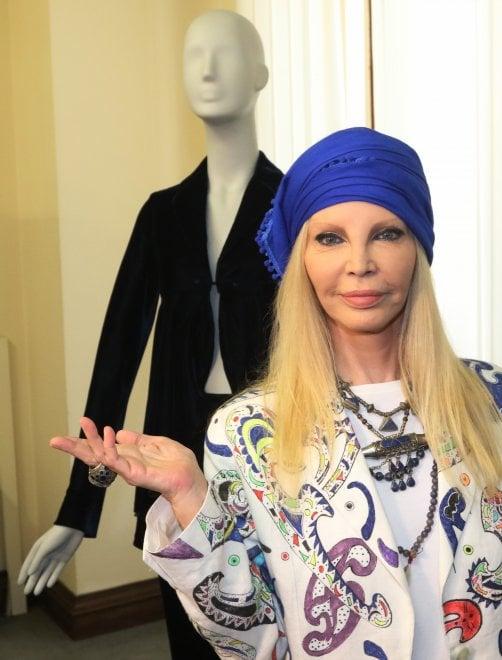 "A Firenze, ""Metamorfosi di una diva"" la mostra dedicata a Patty Pravo"