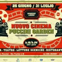 Firenze, oltre un mese di cinema gratuito nel giardino del Teatro Puccini