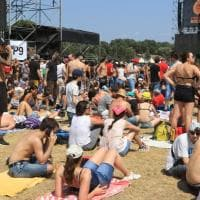 Firenze, il caldo non ferma il popolo del Rocks Festival