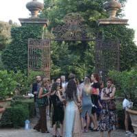Pitti, la moda bimbo protagonista a Villa Palmieri