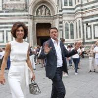 Firenze, Renzi alla messa in Duomo