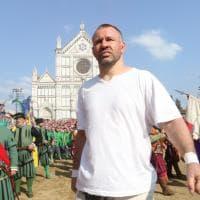 Firenze,  Bianchi vincono il torneo del Calcio Storico
