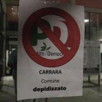 """""""Carrara comune depiddizzato"""": la svolta 5 Stelle nella città del marmo"""