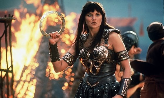 "Lucy Lawless e il post antirazzista: ""Ho assistito a un atto di crudeltà e pura ignoranza"""