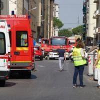 Firenze, la fuga di gas in via Michelazzi: la ditta incaricata da Enel ha tranciato un tubo