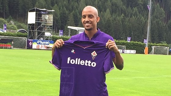 Fiorentina, Bruno Gaspar si presenta: