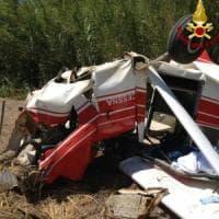 Nel Livornese, cade in fase di decollo aereo per trasporto di paracadutisti: 5 feriti