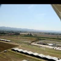 Cecina, incidente aereo: 4 paracadutisti amatoriali feriti, il pilota è grave
