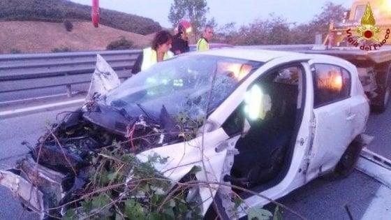 Gavorrano, incidente mortale sull'Aurelia