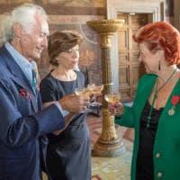 Roma, consegnata ad Annie Feolde la Légion d'Honneur