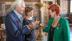 TOSCANA GOURMET    Consegnata ad Annie Feolde la Légion d'Honneur       Archivio  -   I ristoranti   -   I vini   -   I libri