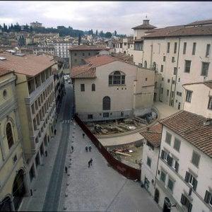 Firenze, la Loggia del Grano  è in vendita