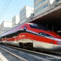 Pedone sui binari in galleria: ritardi per l'Av sulla Bologna-Firenze