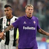 Fiorentina, per Bernardeschi niente ritiro