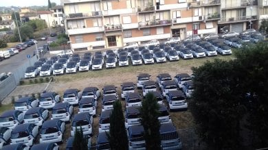"Varlungo protesta: ""Nell'area verde  ci sono le  Smart del car sharing"""