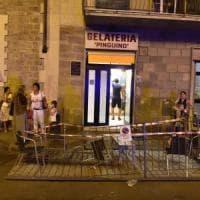 Firenze, furgone travolge clienti gelateria: feriti 3 bimbi e una donna