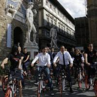 Prima Firenze, poi Milano: in Italia sbarca il colosso cinese del bike sharing