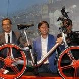 Prima Firenze, poi Milano:  sbarca in città il colosso  cinese del bike sharing  Foto