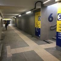 Rifredi, riapre il sottopasso principale della stazione