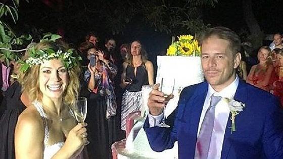 Un Posto Al Sole: Michelangelo Tommaso e Samanta Piccinetti a nozze