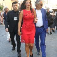 Dalle Kessler a Cocciante, il red carpet per Zeffirelli