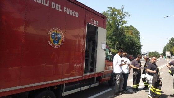 Incendio al campo scout: evacuato l'Eremo di Gorgona, 11 ragazzi in ospedale