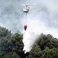 La Toscana ancora in fiamme: due roghi nel senese