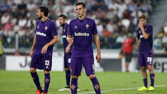 Fiorentina, due gol contro il Wolfsburg: vinta l'amichevole in Germania