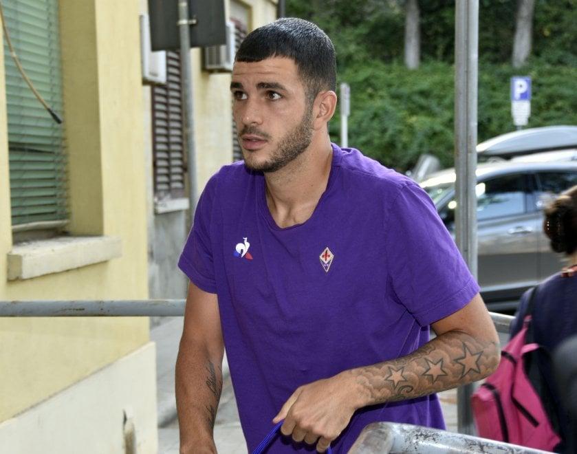 Fiorentina, primo giorno da viola per l'esterno Eysseric