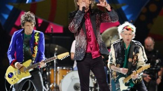 Lucca si prepara per i Rolling Stones: 6mila parcheggi per le auto