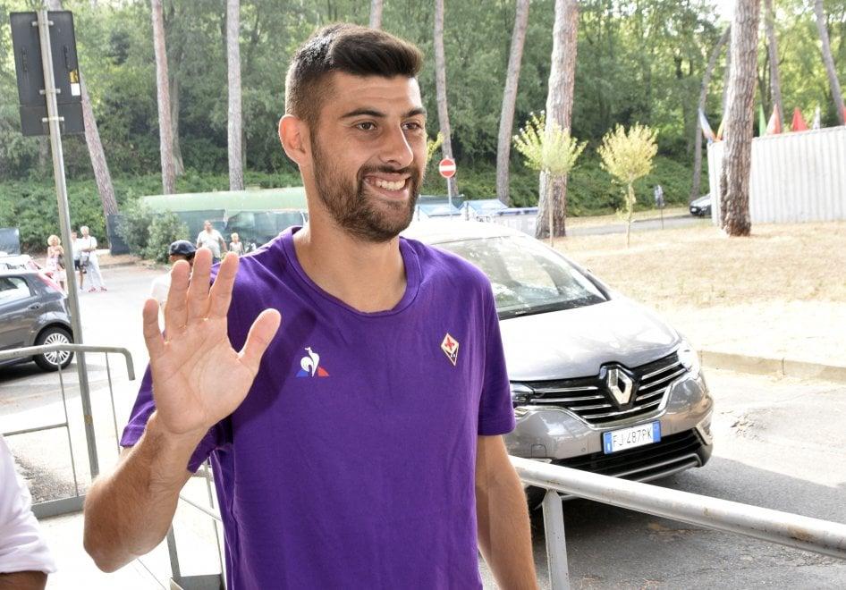"""Fiorentina, Benassi alle visite mediche: """"Non vedo l'ora di iniziare"""""""