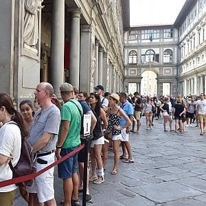 Ponte di Ferragosto, visitabili Accademia, Boboli e Uffizi