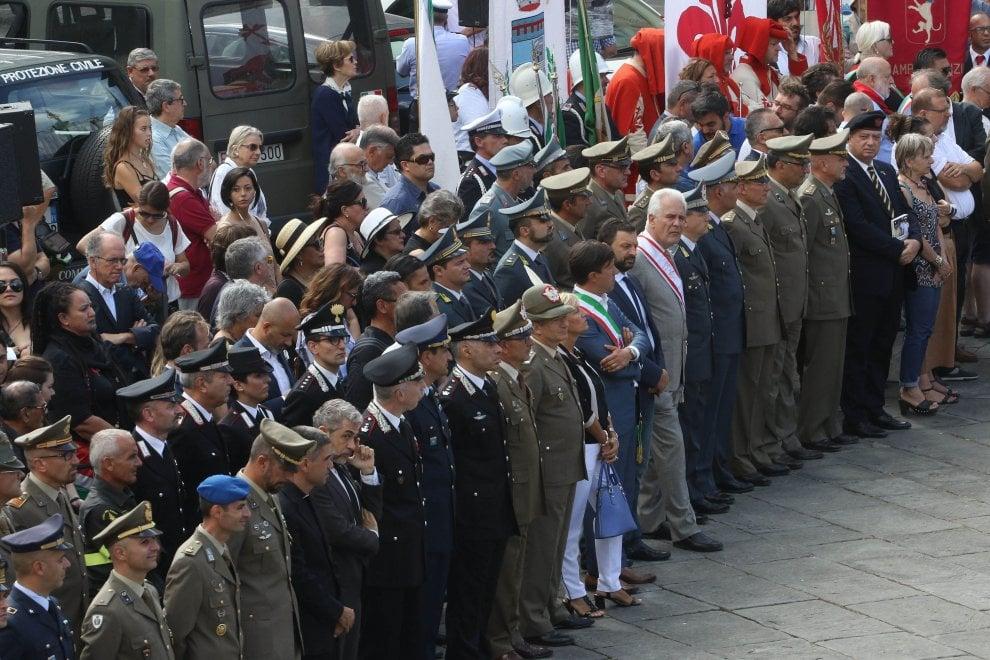 Liberazione di Firenze, le celebrazioni 73 anni dopo la cacciata dei nazifascisti