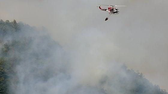 """Incendi, Legambiente: """"In Toscana, in tre mesi, a fuoco 1.686 ettari"""""""