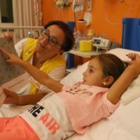 Meyer, le favole della buonanotte per i piccoli pazienti