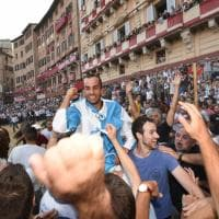 Palio di Siena, all'Onda la carriera dell'Assunta
