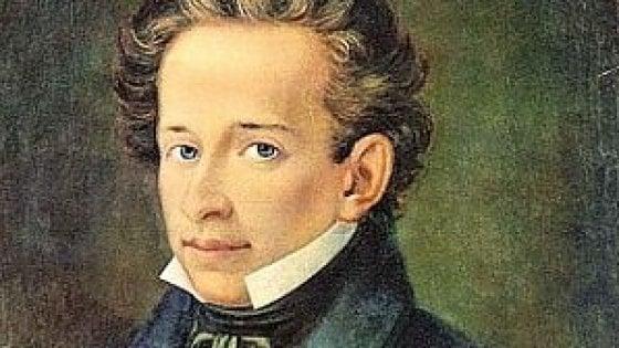Cortona, in mostra il manoscritto originale dell''Infinito' di Giacomo Leopardi
