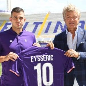 """Fiorentina, ecco Eysseric: """"Tanta voglia di iniziare, mi trovo al meglio dietro la punta"""""""